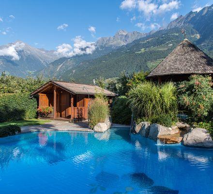 Impressionen 4 Sterne Hotel Wiesenhof In Algund Bei Meran