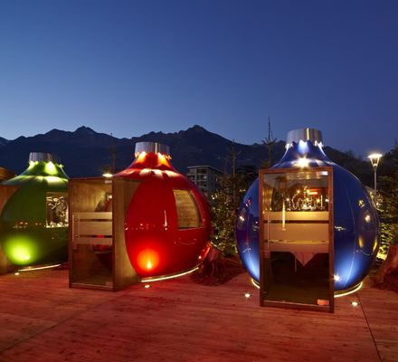 Christmas markets - winter holiday South Tyrol.